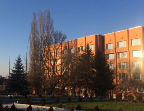 Ремонт на битов корпус сграда №23 на Национална Гвардейска Част